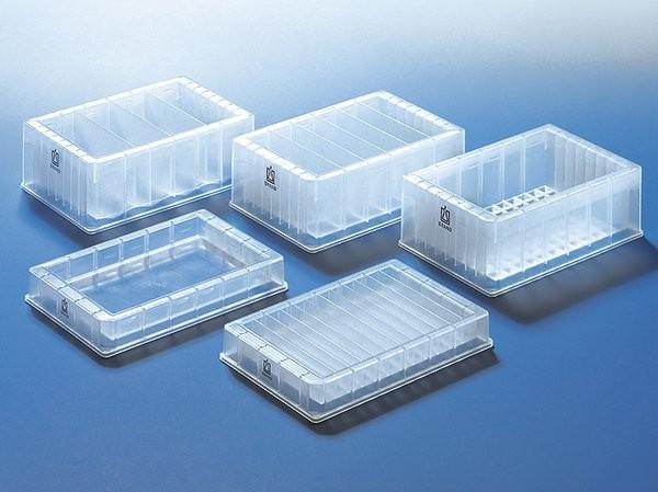 Brand - Accessori per Micropipette Transferpette - contenitori per puntali