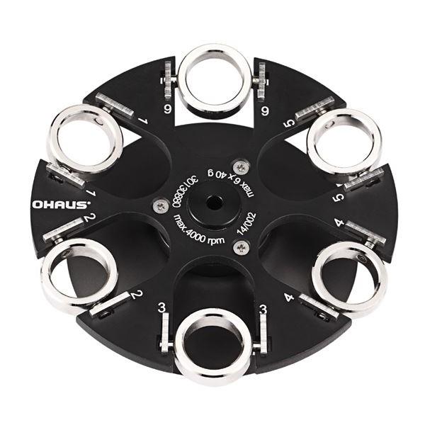 Ohaus - Rotori per centrifughe multi 5706 R-S6x5