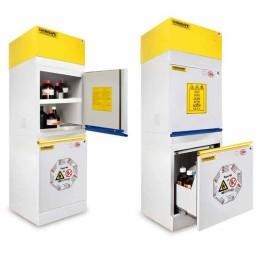 Chemisafe - Armadi combinati per prodotti pericolosi Combistorage 2