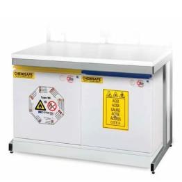 Chemisafe - Armadi combinati per prodotti pericolosi Underbench