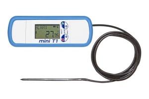 Data Logger via cavo MINI T1 con sonda XS