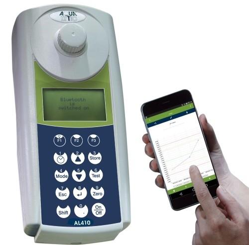 Fotometro multiparametro portatile AL 410 Aqualytic
