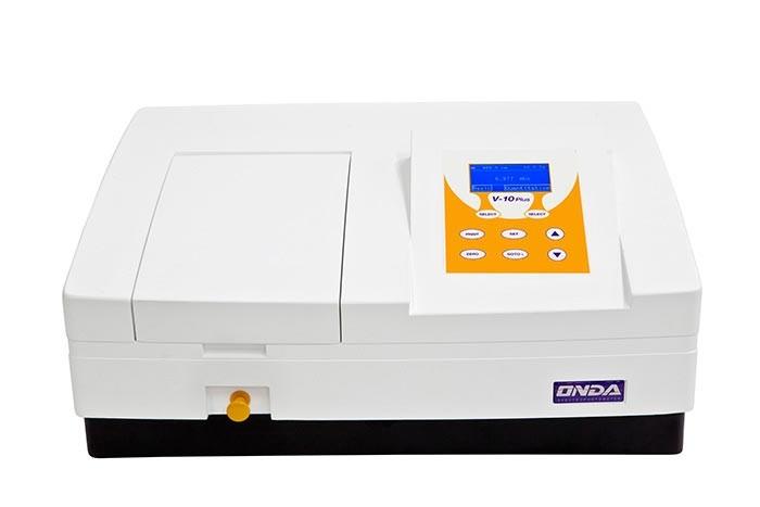 Onda - Spettrofotometro V-10 PLUS (VIS)