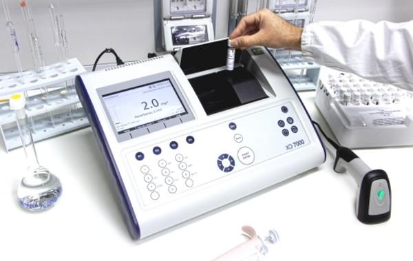 Spettrofotometro VIS XD 7000